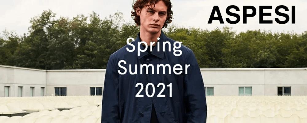 2020/21 秋冬 ASPESIアスペジ