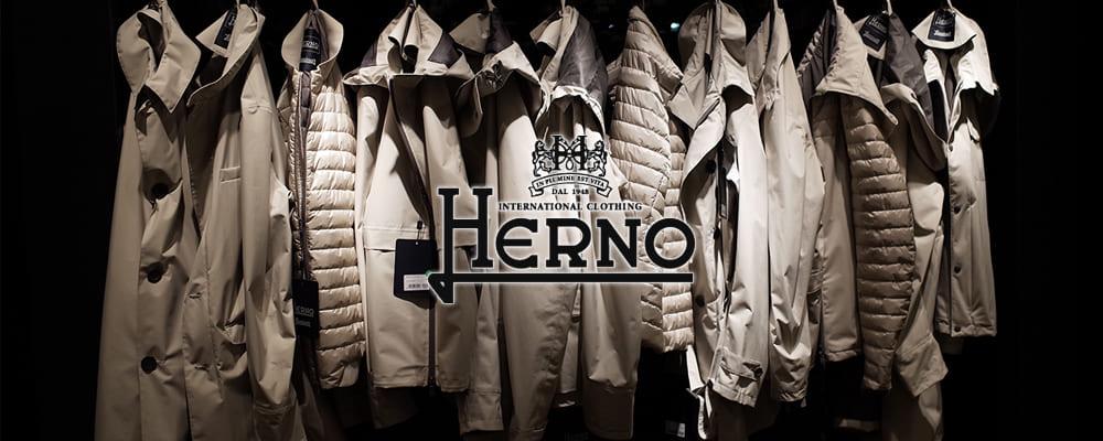 2020/21 秋冬 HERNO ヘルノ
