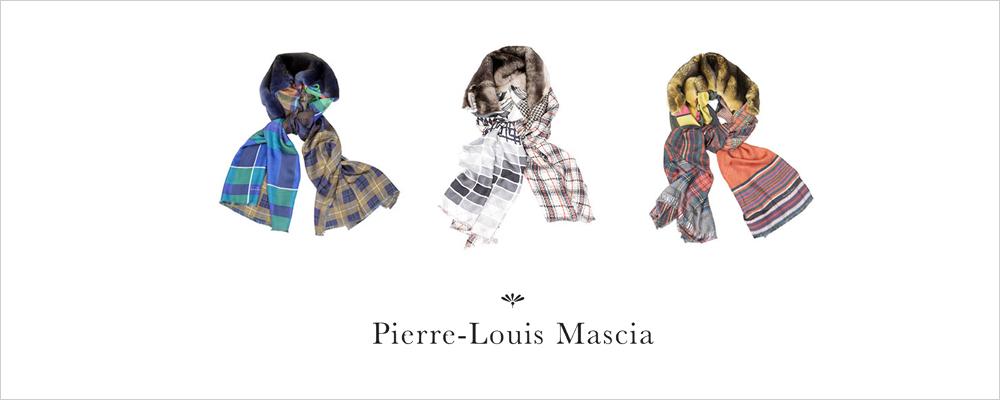 Pierre-Louis Mascia ピエール ルイ マシア