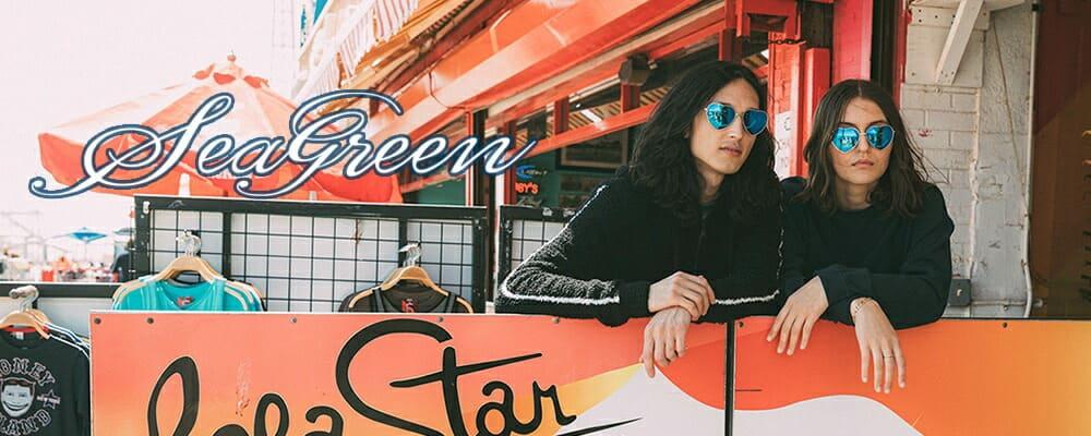 2020/21 秋冬 Seagreen シーグリーン