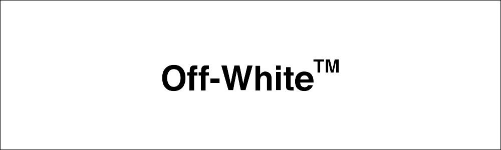Off-White オフ・ホワイト
