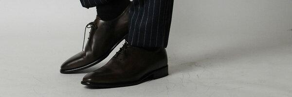 ベルトと靴の色を合わせたらスマートに