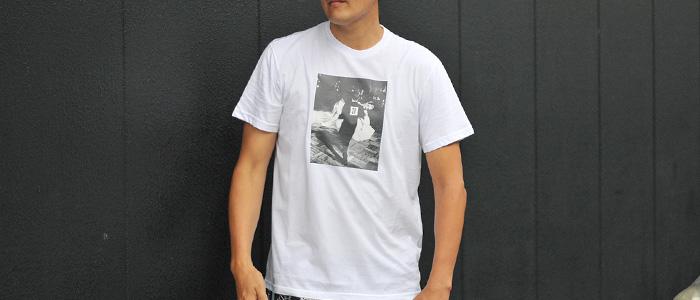 N°21 ヌメロヴェントゥーノ フォトプリント 半袖Tシャツ