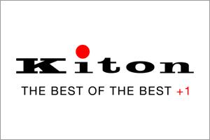 キートン Kiton ブランドロゴ