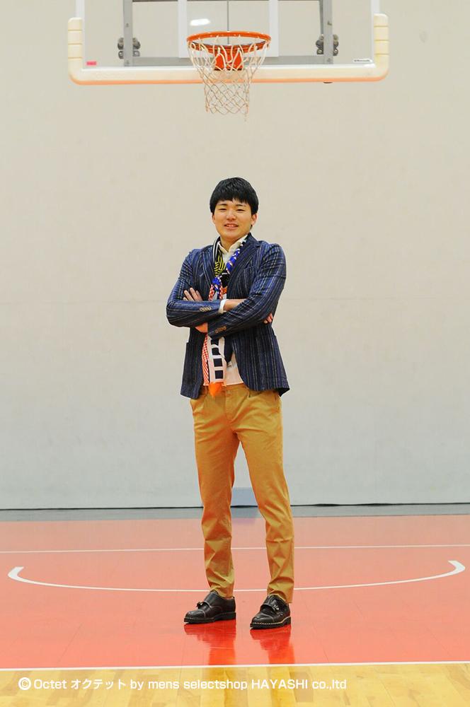 安藤周人選手ファッション