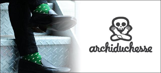 Archiduchesse - アシッドゥシャス - フランス製靴下専門ブランドです。