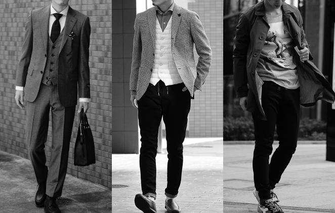 ファッションで日本の男性を元気にしたい!